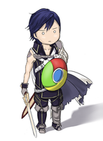 Google Chrom by HareSoup