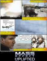 Mass Effect Uplifted Comic Page by MagyarEagle