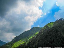 Somewhere from heaven.. by uqureshi