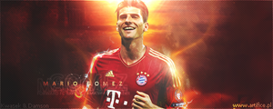 Mario Gomez Collaboration by DameQ