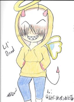 Lil' Dood (AT Pt. 2) by Darkness-Serum