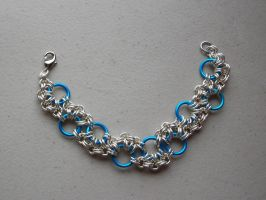 Stepping Stones Chain Maille:2 by Shifters-Child