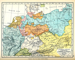 Prussia stayed loyal to Napoleon by Lehnaru