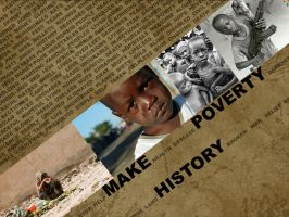 Make Poverty History by Mattie7777
