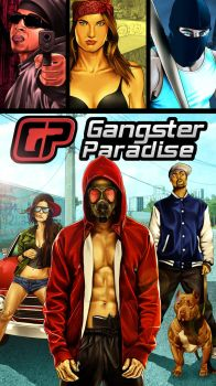 Gangster Paradise Loading Screen 2016 by castortroy3497