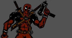 Deadpool by PsychosisEvermore