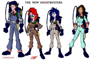 New Ghostbusters (v2) by Ectozone
