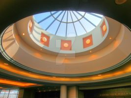 HDR Skylight 2 by redtailhawker