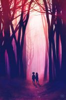 hansel and gretel. by sugarmints