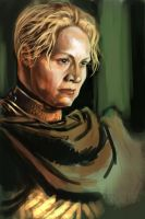 Brienne of Tarth by stokesbook