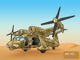 XHC-413 by TheXHS
