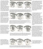 Intermediate Anime Eye Style Study and Tutorial by Thermochrome