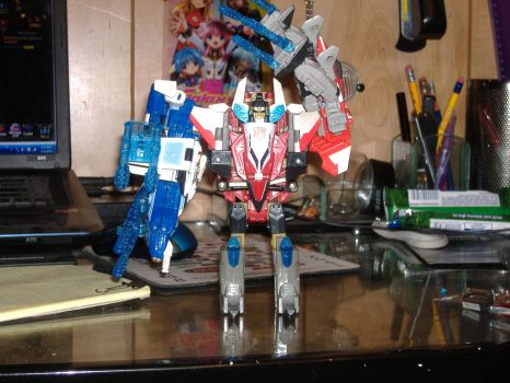 superion maximus with arms only by MegaManBlitz360