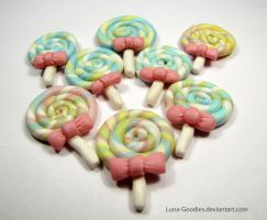 Lollipop Charms by Luna-Goodies