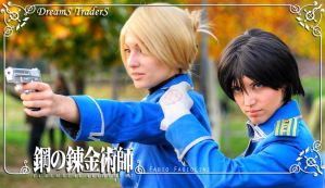 Bittersweet Symphony - Roy Mustang + Riza Hawkeye by Artemisia-Amore
