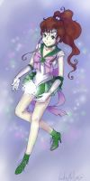 Sailor Jupiter by LentaMebiusa-chan