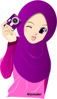 muslimah photographer by nur92