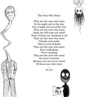 The Ones Who Stare by The-Tenth-Letter