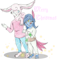St. Mortiel SECRET SANTA ~ Cheery Winter Chat by bleachamara