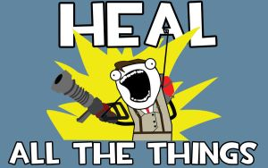 Heal All The Things by Rayfe