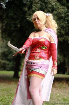 Terra Cosplay :D by CryChan87