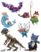 PKMNC - Museum Update #01 by TamarinFrog