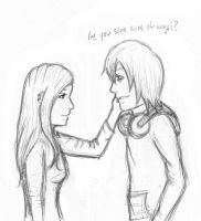 Are You Some Sort of Angel? by Marlin-Rae