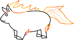 2010 FAT PONYTA by CassidyPeterson