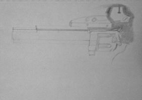 WIP2:  Colt Anaconda in Graphite Pencil by ChrisDutton