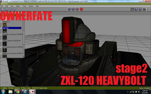 Commander Reginald's ZXL - 120 Heavybolt stage 2 by ownerfate