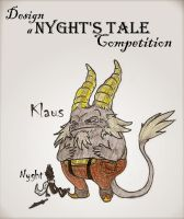 Nyght's tale competition 1 by Moreeni