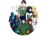 A Tribute To The One and Only Monty Oum by EzmeAG98