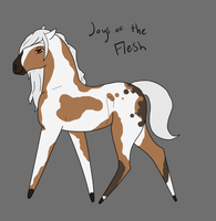 .:Joys Of The Flesh:. by DancingWithDreams