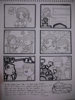 Yes, it's a silent comic by clyMACS