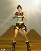 Lara Croft - Last Revelation by Roli29