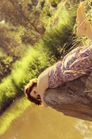 Picnic at Hanging Rock by smeege