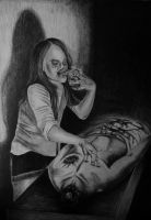 Demented Cannibalism by WretchedSpawn2012
