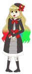 [Collab entry] MAYU Append by PrincessOfSunflowers