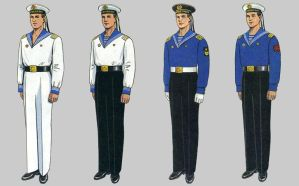Soviet Army Uniforms 52 by Peterhoff3