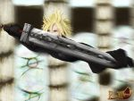 Cloud Strife by Coffee-Ratteu
