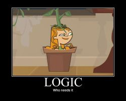 Total Drama Logic by AbominationOfTime