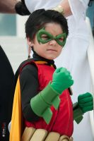 Damian By Mark Shafer5 by ComicChic19