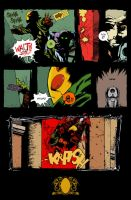COMIC PAGE CIRCA 2011 by CRUCASE