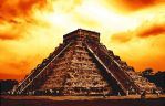 Mayan Sky Pyramid by alphtrion