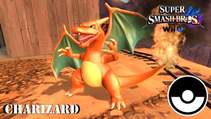 GMod Downloads: Charizard (Smash Bros Wii U) by LucianSummers