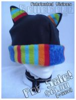 Kiddie Color Cat Hat -- $$ by BelleBoyd
