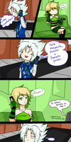FF-:: mini comics :: by bachadark93