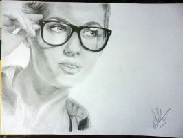 glasses by titinacho