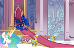 MLP: Get Out. Now. by 290Pika
