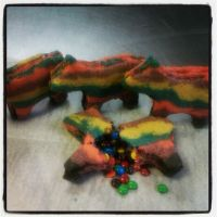 Pinata Cookies by chefblackbeard